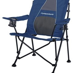 Strong Back Chairs Booster For Kids Strongback Guru Folding Camp Chair With Lumbar Support Best