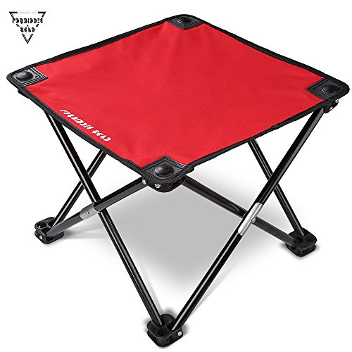 fishing chair legs high top table and chairs forbidden road camping stool folding outdoor fold up four portable collapsible hiking travelling lightweight