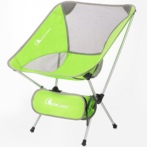 portable folding chairs baby high uk moon lence outdoor ultralight carry bag