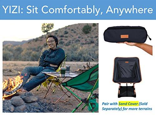 Trekology Yizi Go Portable Camping Chair Compact