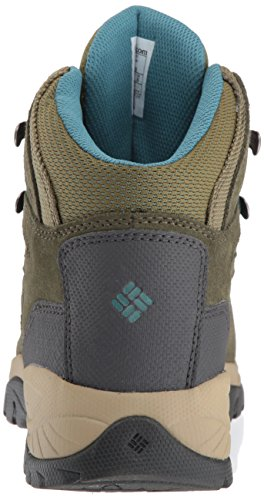 c2dec7bf509 Columbia Women's Newton Ridge Plus Waterproof Amped Boot, Ankle Support,  High-Traction Grip