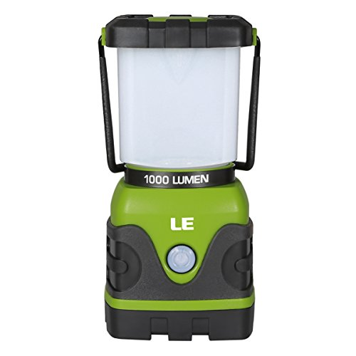 LE LED head torch Headlamp 4 Brightness Modes Battery Powered IPX4 Camping Hike
