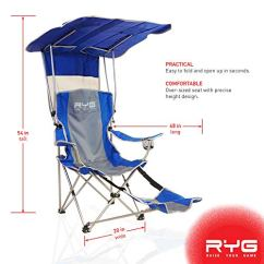 Chair With Shade Canopy Navana Revolving Price In Bangladesh Raise Your Game Ryg Folding Camping Set Portable Outdoor