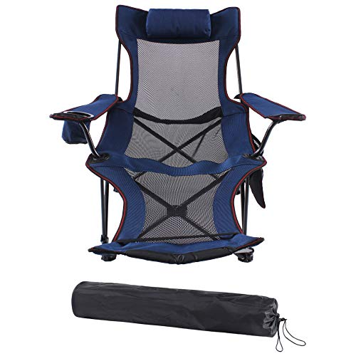 folding chair with footrest party rentals chairs seatopia camping recliner and lounge backpacking