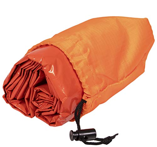 Rescue Guard Emergency Sleeping Bag Survival Blanket – Waterproof Bivy Sack  for Winter Extreme Cold Gear Thermal… – Best Camp Kitchen
