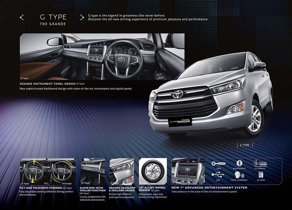 all new kijang innova q diesel harga velg grand avanza veloz toyota | the legend reborn bestcar.id