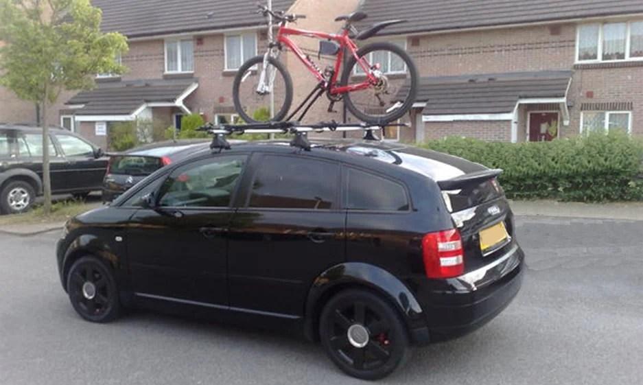 Audi A2 Bike Rack Guide 2020
