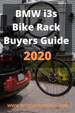 BMW i3s Bike Rack Buyers Guide 2020