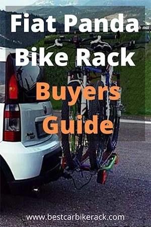 Fiat Panda Bike Rack Buyers Guide 2020