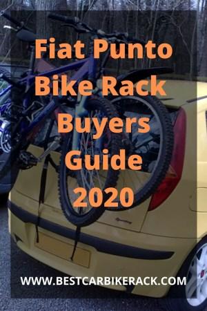 Fiat Punto Bike Rack Buyers Guide 2020