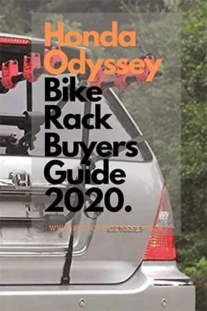 Honda Odyssey Bike Rack Buyers Guide 2020