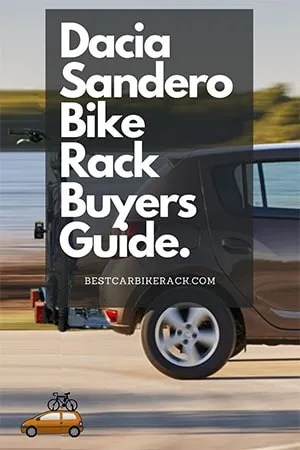Dacia Sandero Bike Rack Buyers Guide