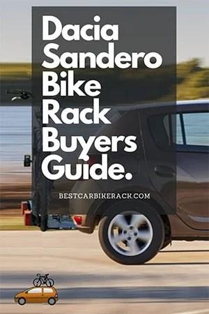 Dacia Sandero Bike Rack Buyers Guide