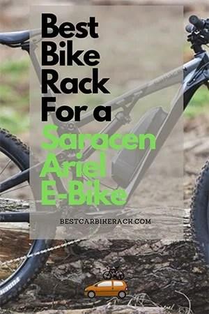 Best Bike Rack For a Saracen Ariel E-Bike