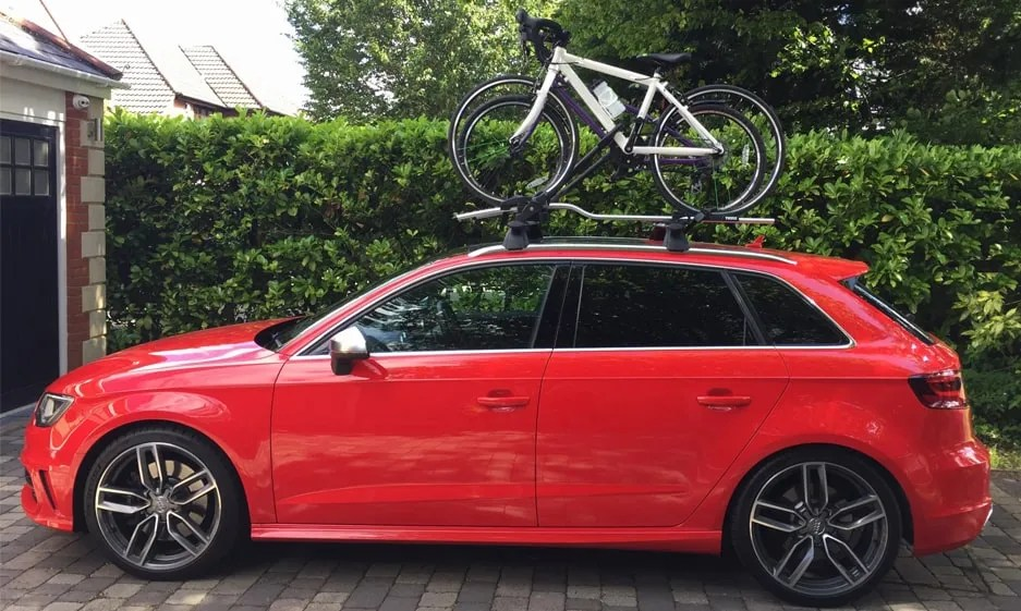 Best Roof Mounted Bike Rack For An Audi A3