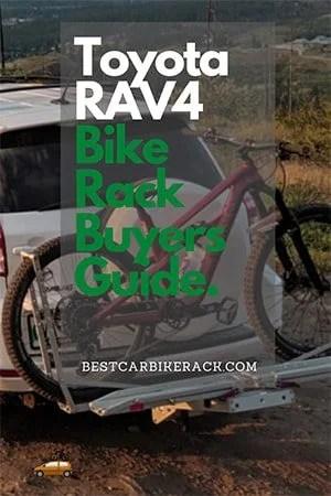 Toyota RAV4 Bike Rack Buyers Guide.