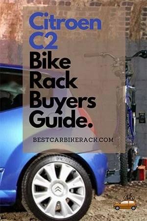 Citroen C2 Bike Rack Buyers Guide