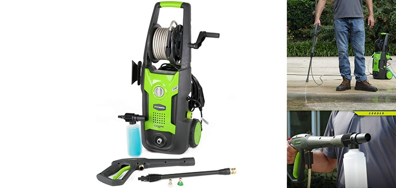 Best Pressure Washer for Cars Cleaning, Detailing