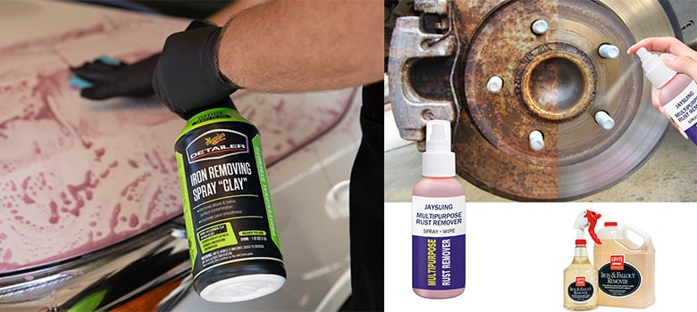 Car Iron Removers