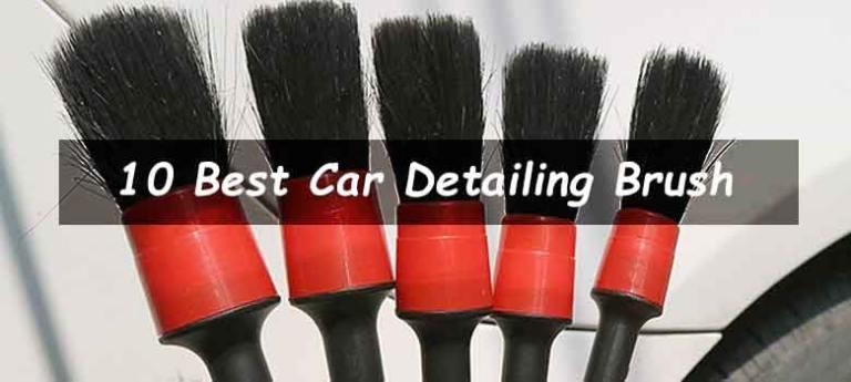 car detailer brush
