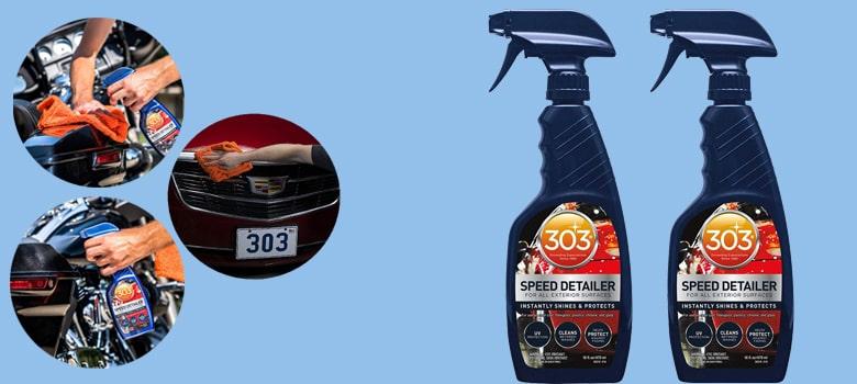 303 Speed Detailer Quick Car Detailing Spray