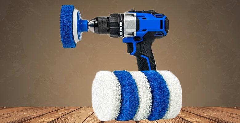 best drill brush attachment