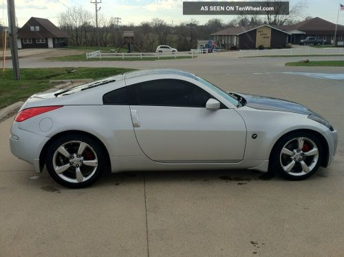 small resolution of 2007 nissan 350z 8