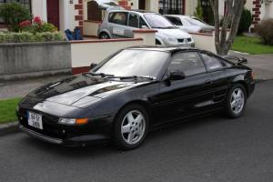 1994 Toyota Mr2 Photos, Informations, Articles