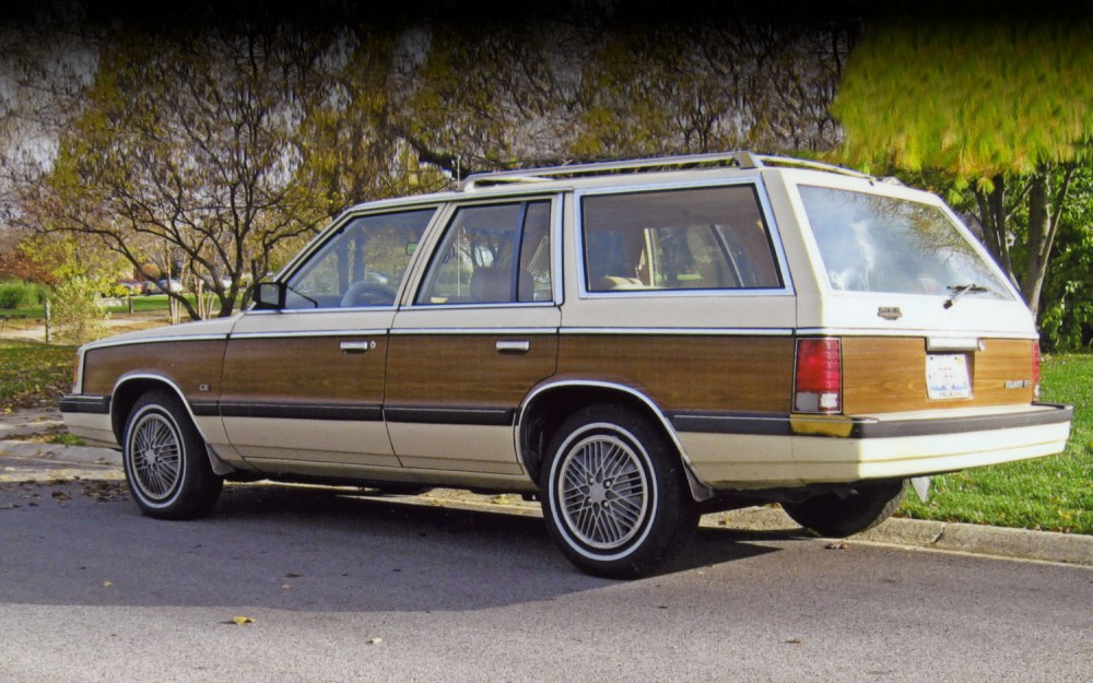 medium resolution of 1987 plymouth reliant 10