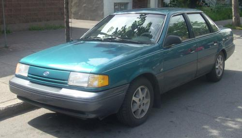 small resolution of 1992 ford tempo 21