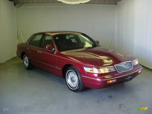 small resolution of 1995 mercury grand marquis 22