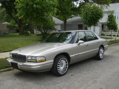 small resolution of 1996 buick park avenue 16