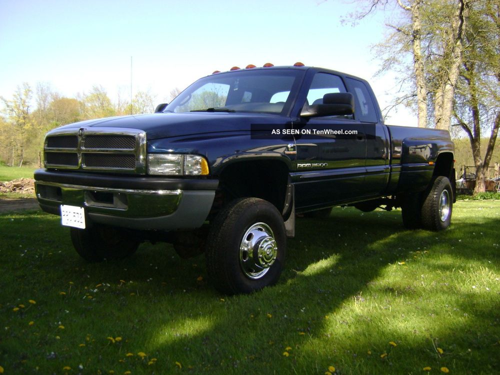 medium resolution of 2001 dodge ram pickup 3500 11