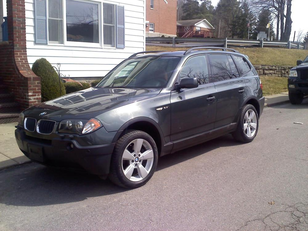 medium resolution of 2005 bmw x3 9