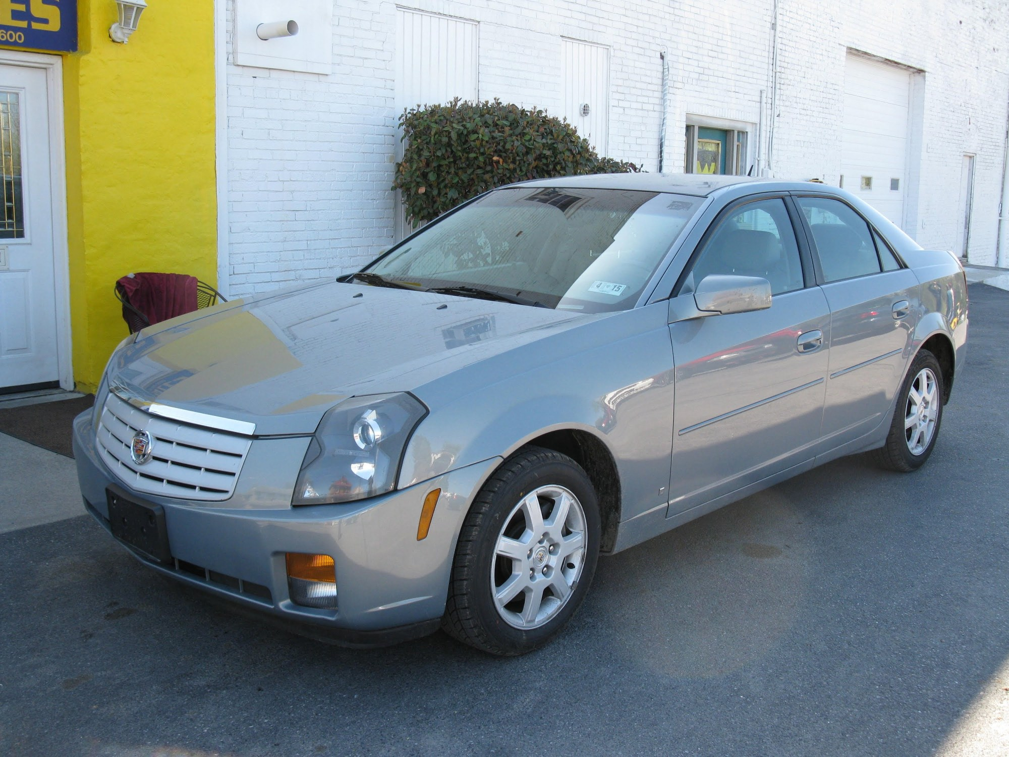 hight resolution of 2007 cadillac cts 19