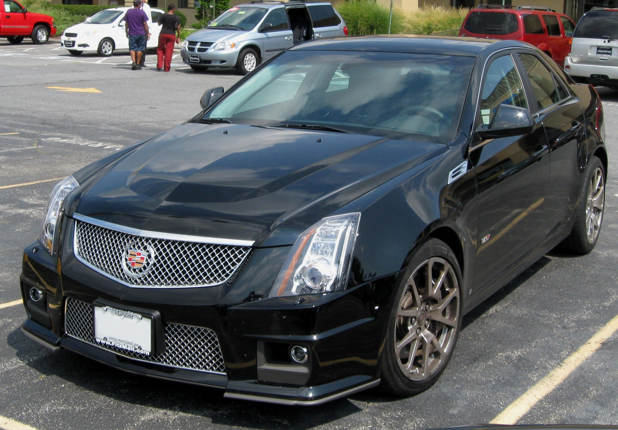 hight resolution of 2004 cadillac cts v 3