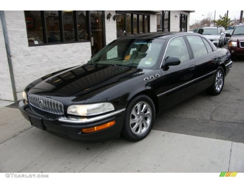 small resolution of 2003 buick park avenue 8