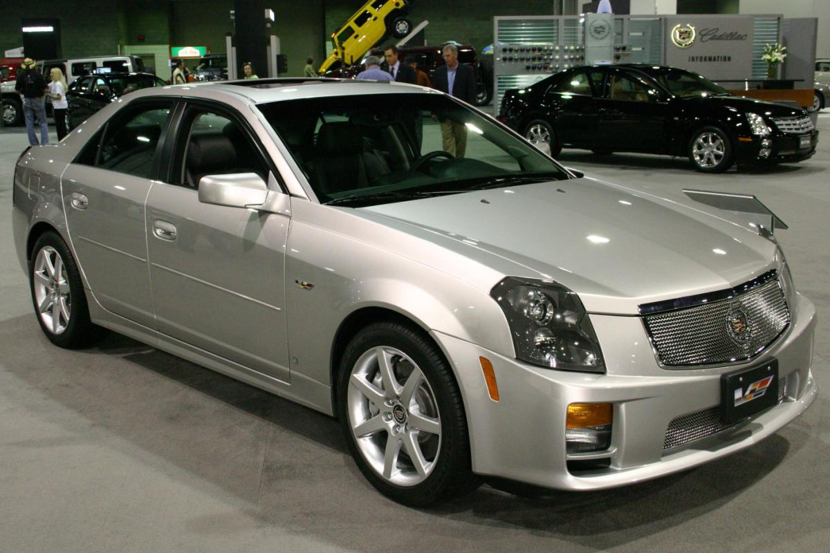 hight resolution of 2006 cadillac cts 15