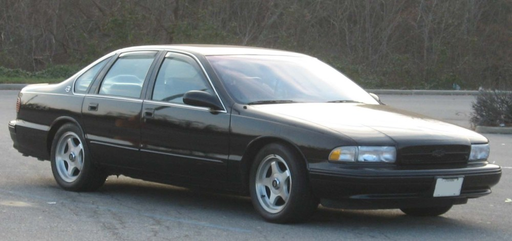 medium resolution of 1994 chevrolet impala 2