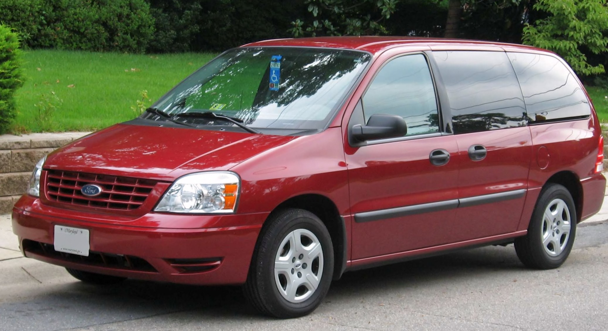 2004 Ford Freestar Photos Informations Articles