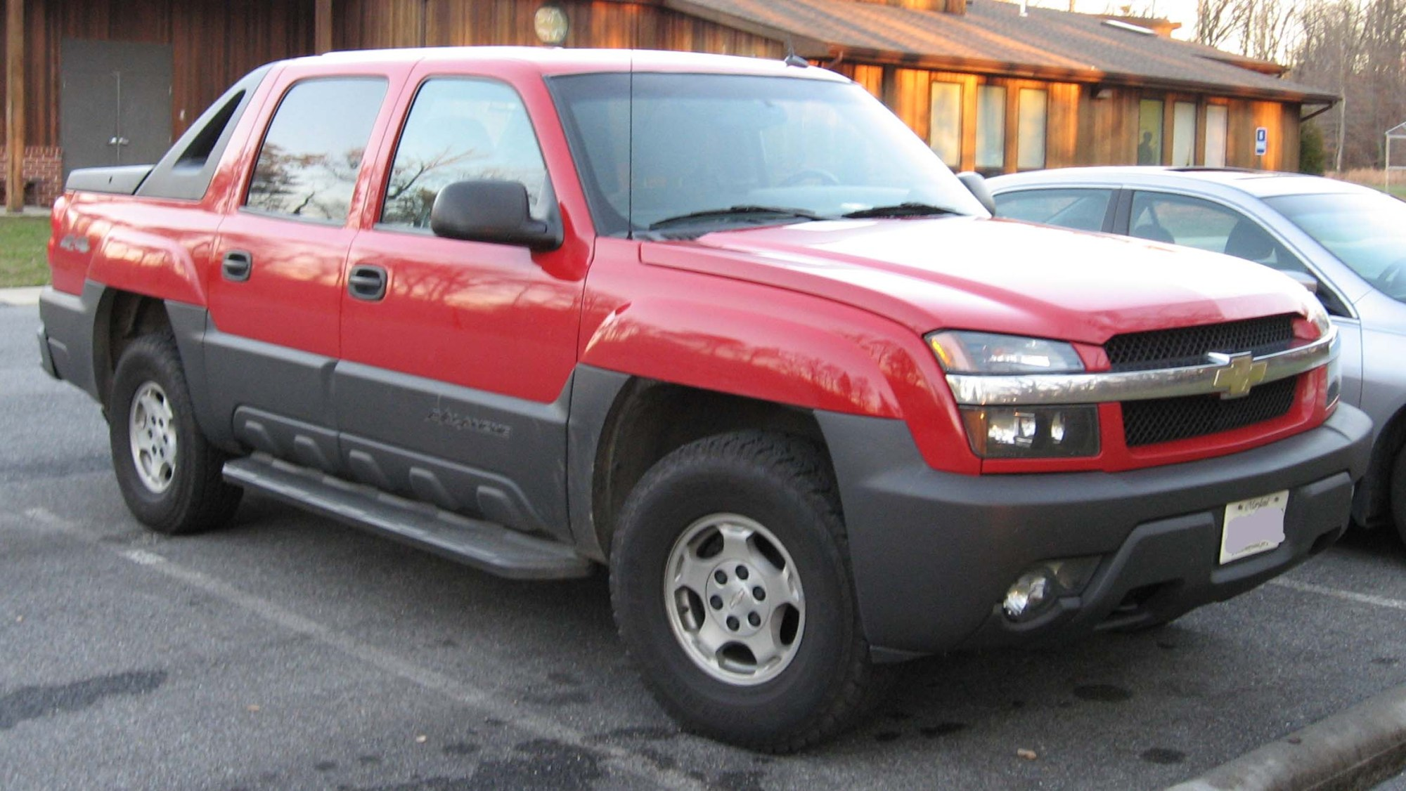 hight resolution of chevrolet avalanche 11