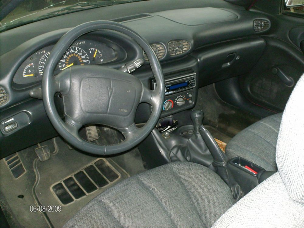 medium resolution of 1996 pontiac sunfire 10