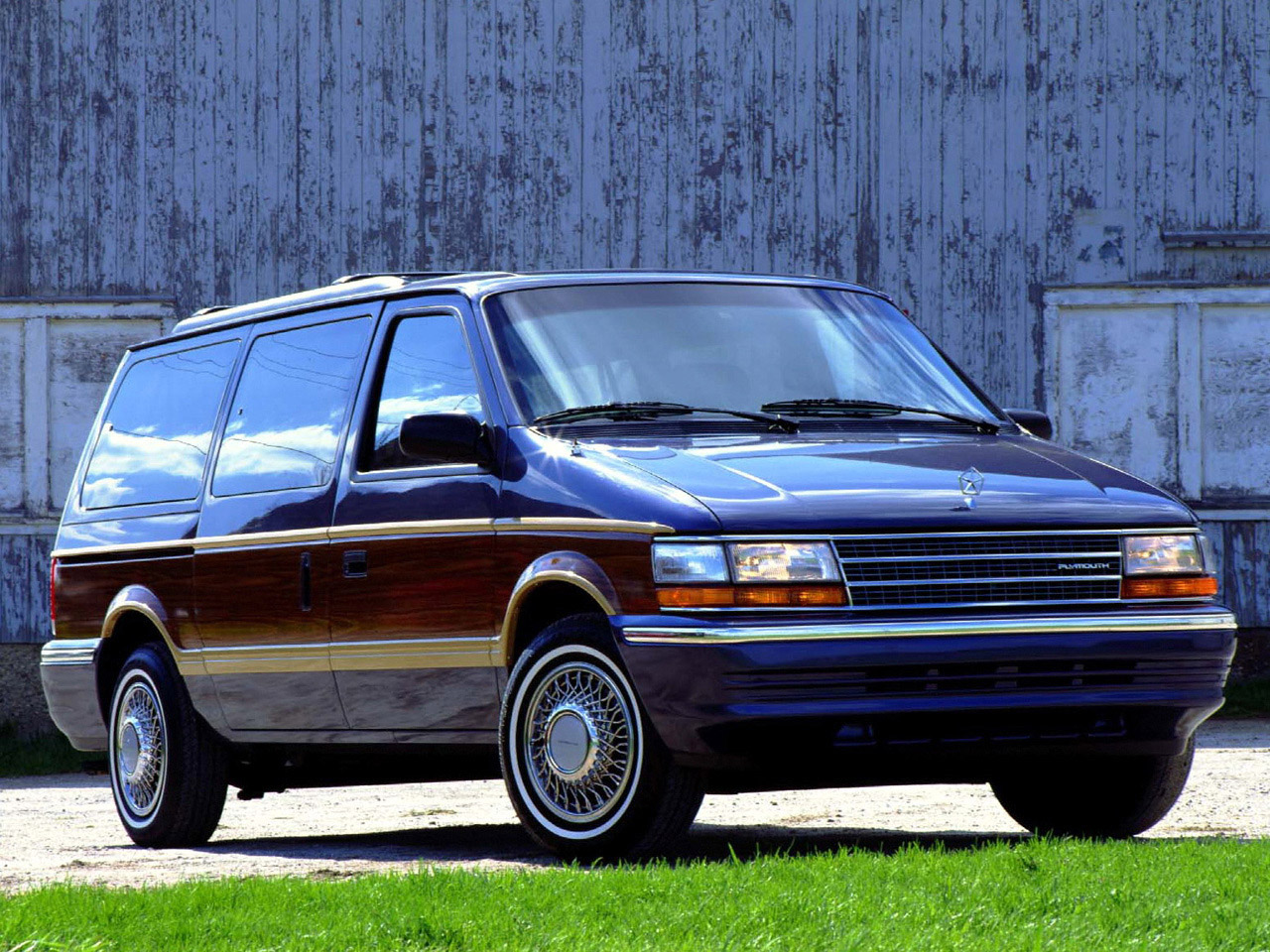 hight resolution of 1994 plymouth grand voyager 9
