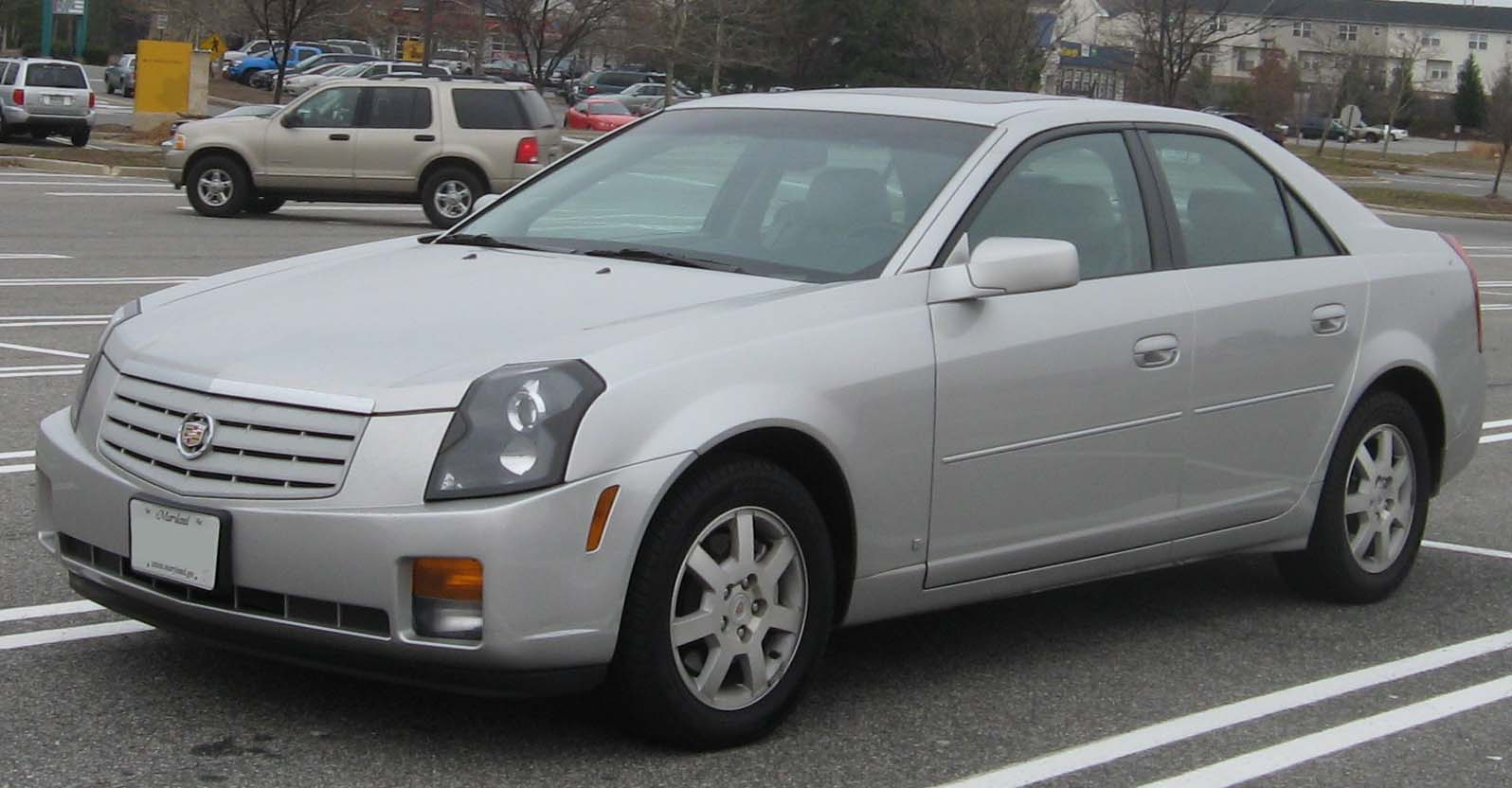 hight resolution of 2006 cadillac cts 2