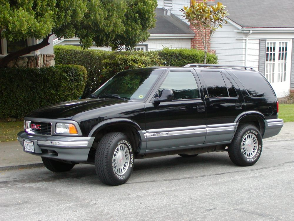 medium resolution of 1996 gmc jimmy 4