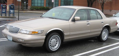 small resolution of 1995 mercury grand marquis 1