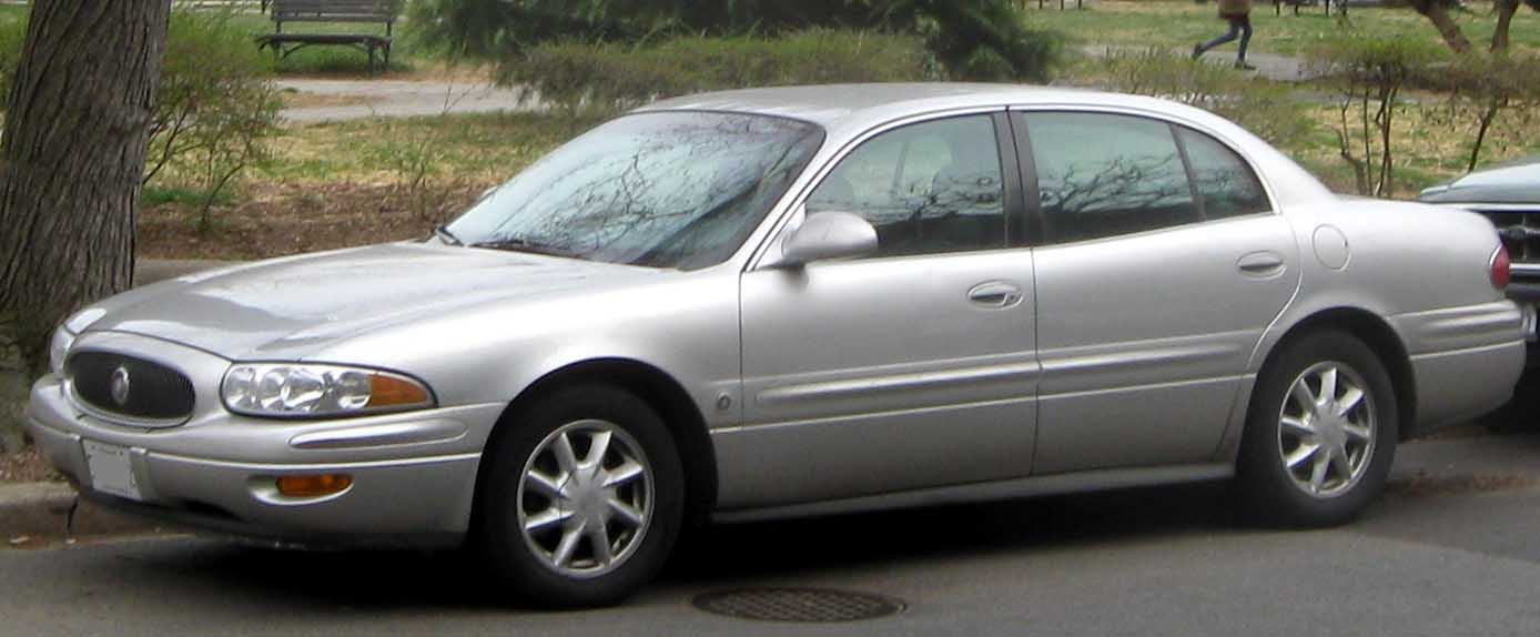 hight resolution of buick lesabre 2