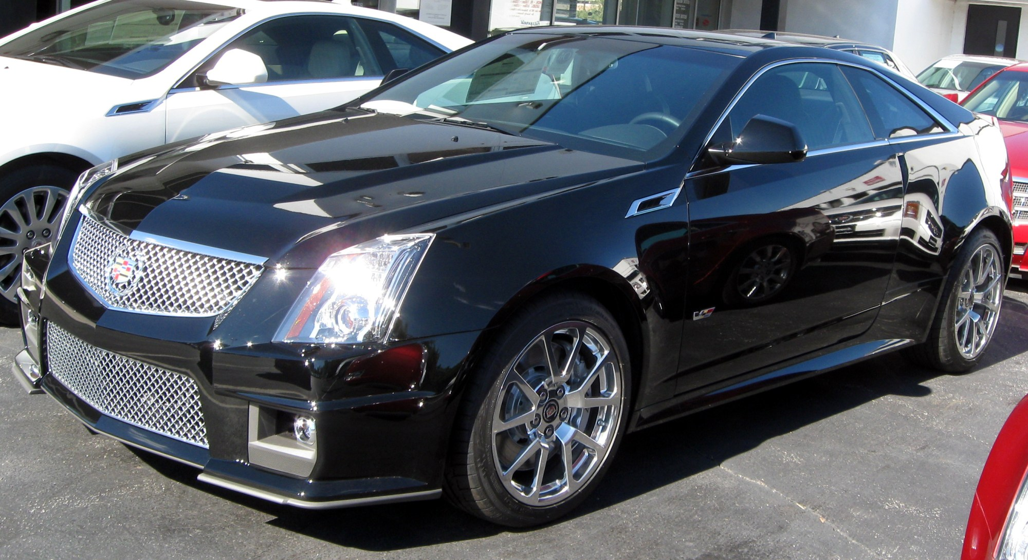 hight resolution of 2010 cadillac cts v 1