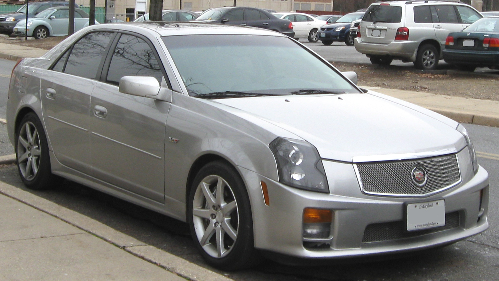 hight resolution of 2004 cadillac cts v 1