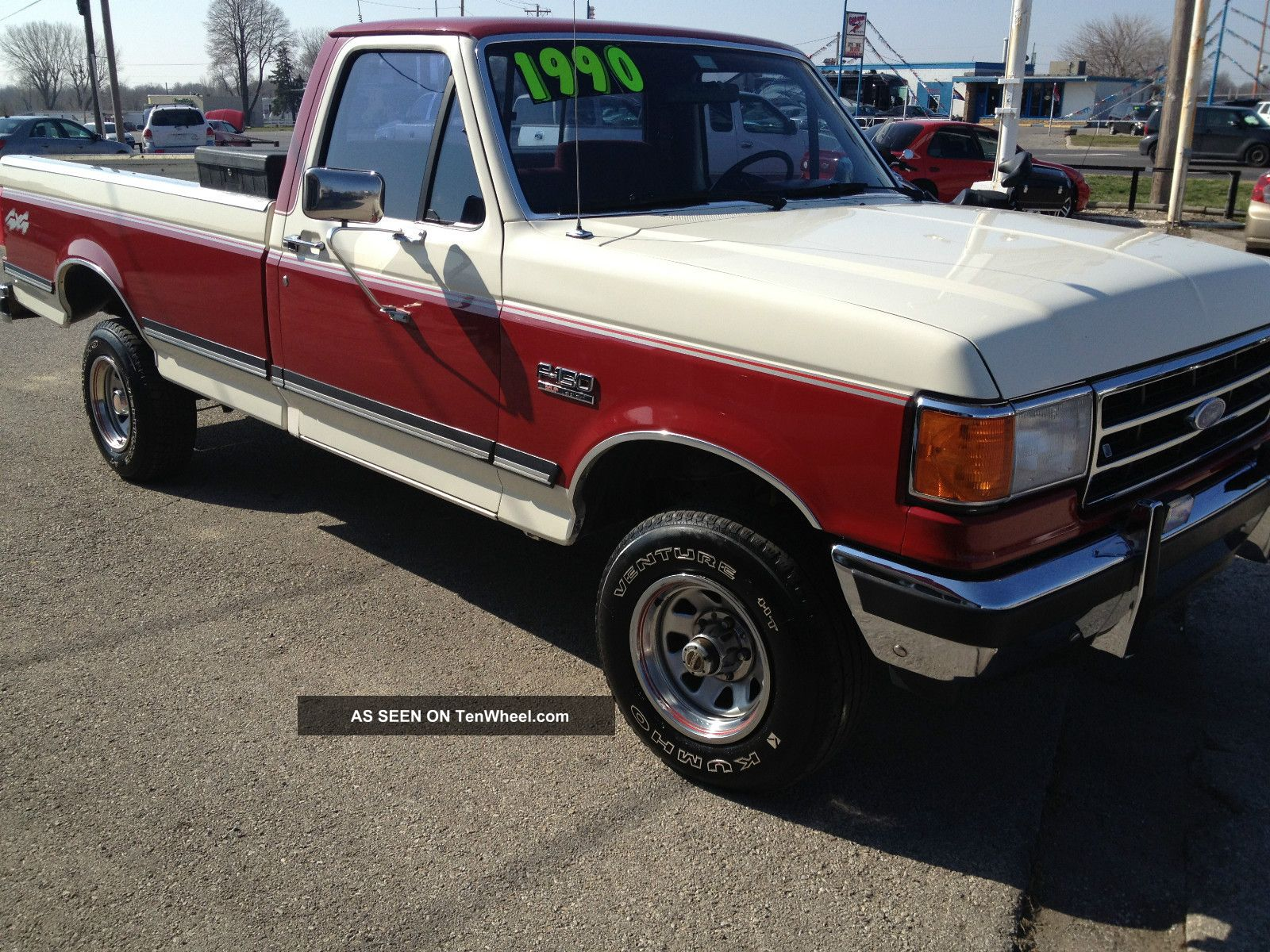 hight resolution of 1990 ford f 150 8